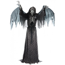 Angel Of Death Animated Halloween Horror Prop