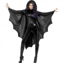 Vampire Bat Wings Halloween Fancy Dress
