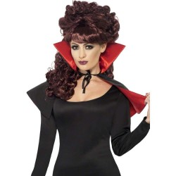 Mini Vamp Halloween Cape