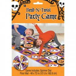 Bend And Twist Halloween Party Game