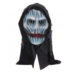 Hooded Ghost Halloween Horror Mask