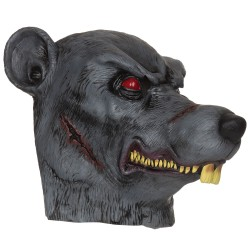 Zombie Rat Halloween Mask