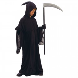 Midnight Messenger Childrens Halloween Fancy Dress Costume