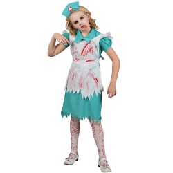 Zombie Nurse Child Halloween Costume