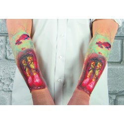 Gory Arm Sleeve Halloween Costume Accessory