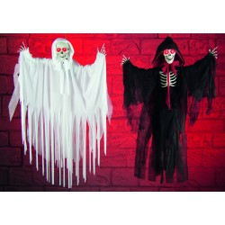 Light Up Reaper Halloween Prop 	HB159836
