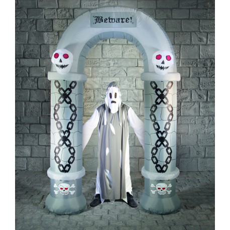 Scary Arch Halloween Inflatable