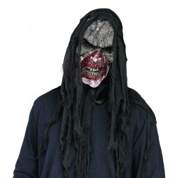 Burnt Zombie Halloween Horror Mask