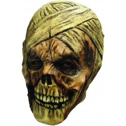 Mummy Overhead Halloween Horror Mask