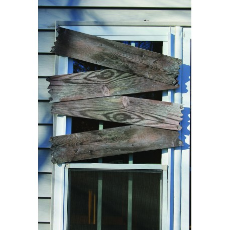 Haunted Window Boards Halloween Decoration