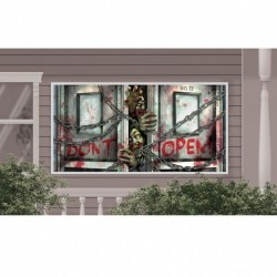 Zombie Banner Halloween Decoration