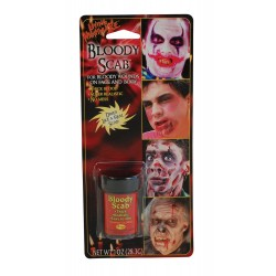 Bloody Scab Halloween Fancy Dress Horror Makeup