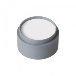 Grimas White Face Paint 15ml