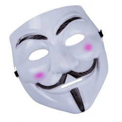 V For Vendetta Halloween Mask