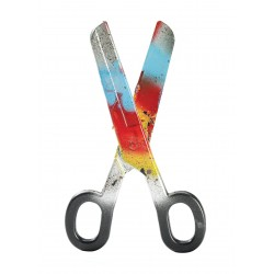 Giant Clown Scissors
