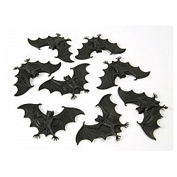Small Bats For Scary Halloween Decorations