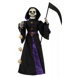 Reaper 28inch Light Up + Sound Halloween Decoration