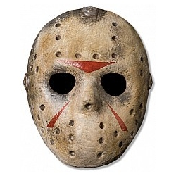 Friday 13Th Jason Voorhees Deluxe Eva Hockey Mask