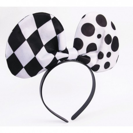 Clown Bow Headband