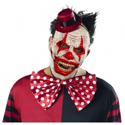 Clown Jabber Jaw Halloween Mask