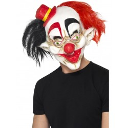 Creepy Clown Halloween Mask