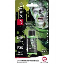 Green Ooze Halloween Blood