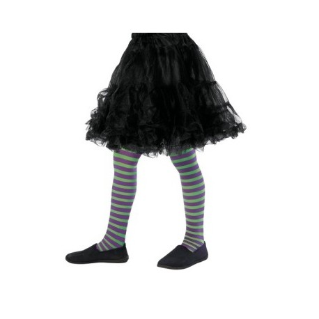 Wicked Witch Kids Tights