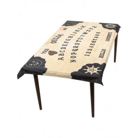 Ouija Board Halloween Table Cover
