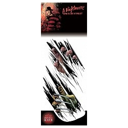 Freddy Krueger Floor Scratches Halloween Decoration
