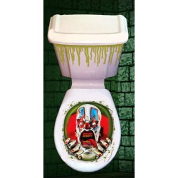 Clown Horror Toilet Grabber