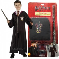Harry Potter Kit Childrens Fancy Dress Costume