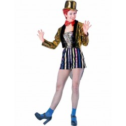 Colombia Rocky Horror Fancy Dress Costume