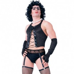 Frank N Furter Rocky Horror Fancy Dress Costume