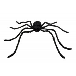 Black XL Halloween Spider