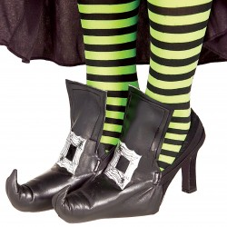 Witch Shoe Covers Halloween Costume Accessory