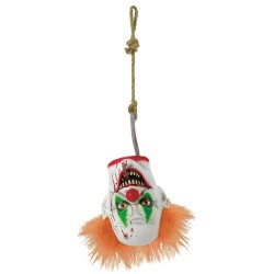 Evil Clown Hanging Head