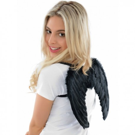 Angel Wings Feather Fancy Dress Costume Accessory