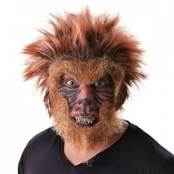Wolfman Teeth Halloween Fancy Dress Horror Makeup