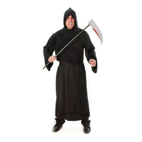 Horror Robe Halloween Adult Fancy Dress Costume