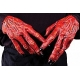 Devil Hands Halloween Costume Accessory