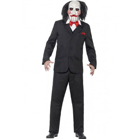 Saw Halloween Fancy Dress Costume