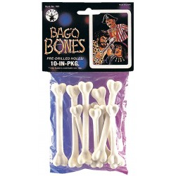 Bag Of Bones Halloween Costume Accessory