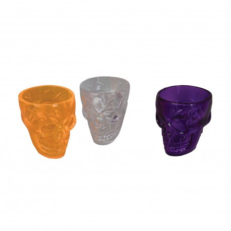 Pack of 3 Halloween Shot Glasses