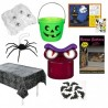 Childrens Bumper Pack x8 Halloween Party Pieces