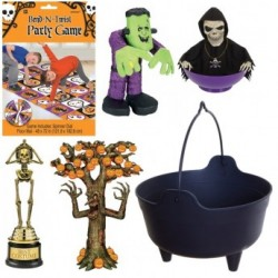 Childrens 6 Piece Halloween Bumper Pack