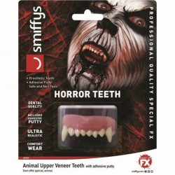 Halloween Horror Animal Teeth