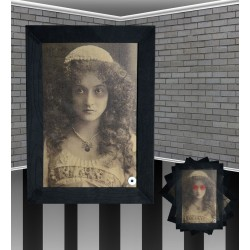 Haunted Picture Halloween Decoration
