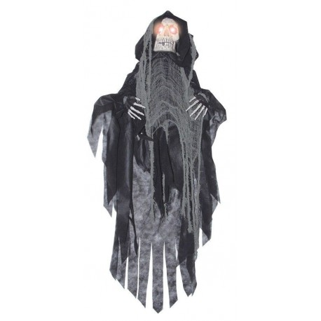 Hanging Shaking Reaper Halloween Decoration