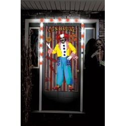 Clown Halloween Creepy Greeter