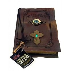 Spooky Spell Book Halloween Decoration